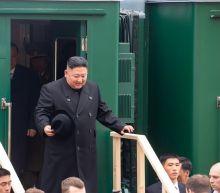 All aboard for Vladivostok: Kim follows in father's tracks