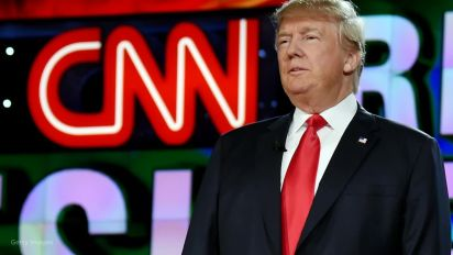 Trump seeks 'substantial' payment from CNN