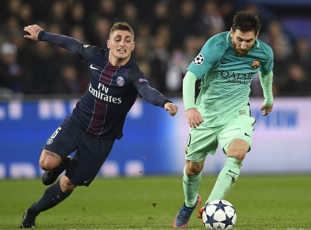 FC Barcelona will Verratti und Bellerin im Sommer