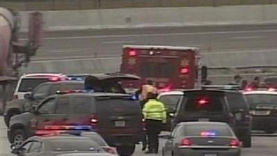 Detective Shoots Suspect On I-94's Plainfield Curve
