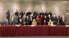 Segob y alcaldes acuerdan vigilar tratado de aguas México-EU
