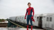 Tom Holland Confirms Fan Theory That His Spider-Man Was in 'Iron Man 2'