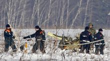 Russian passenger plane crashes shortly after takeoff