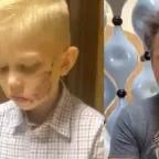 """Robert Downey Jr. a salutat un băiat în vârstă de 6 ani care și-a salvat sora de la un atac de câine drept """"rockstar"""" și i-a promis o surpriză de naștere """"specială"""""""