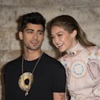 Gigi Hadid Made Her Relationship With Zayn Malik Instagram Official