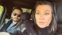 'Proud' Kourtney Kardashian shares snap with ex Scott Disick as they navigate co-parenting