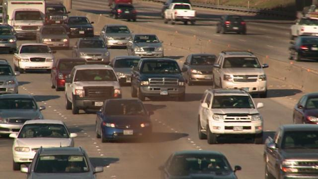 Texas cracking down on drivers hogging left lane
