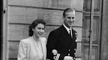 The Queen and Prince Philip: 72 years of marriage in pictures