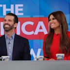 Top Trump Campaign Official Kimberly Guilfoyle Tests Positive For COVID-19: Reports