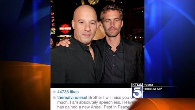Celebs, Fans React to the Death of Actor Paul Walker
