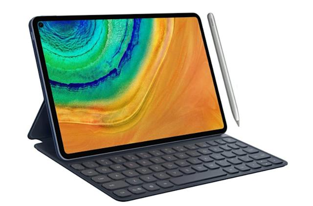 Huawei's next tablet might look like the iPad Pro
