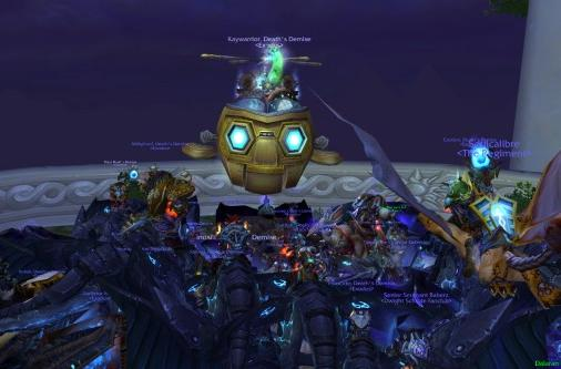 Flying in Draenor must be destroyed
