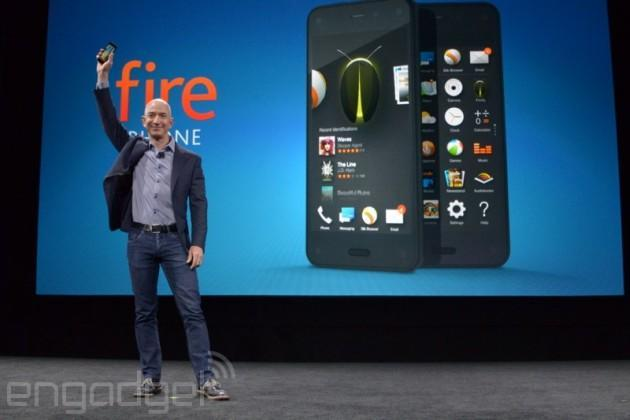 Amazon gets into the cell business with the Fire Phone [Update: Price, pre-orders]