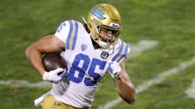 UCLA tight end Greg Dulcich could garner attention from many in 2021