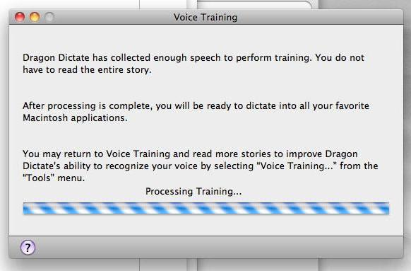 Nuance Dragon Dictate 2.5 for Mac review