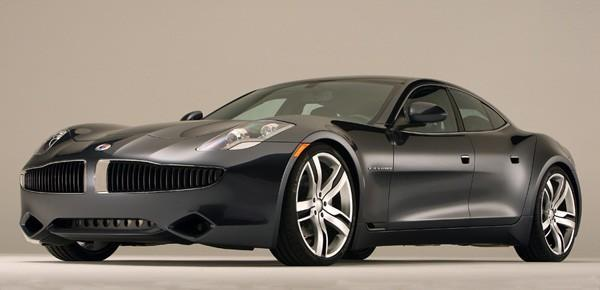 Six Fisker Karmas roll off the production line, coming soon to a city near you