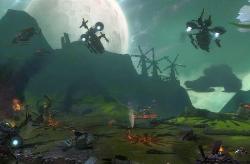 WildStar Wednesday details the split between the Dominion and the Exiles