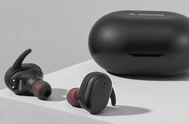 These weatherproof wireless earbuds are just $40 today