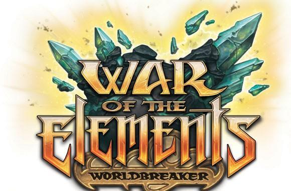 WoW TCG: War of the Elements worldwide release April 26