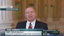 Rep. Brady: Let's find common ground on jobs
