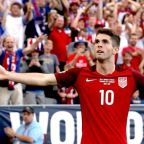Pulisic nominated for 2017 Golden Boy