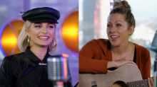 Bebe Rexha and Colbie Caillat share their own 'American Idol' audition stories