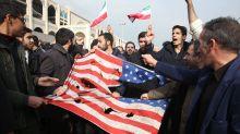 Anti-U.S. Protests Break Out After Qassem Soleimani Assassination