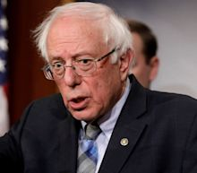 Bernie Sanders calls Trump racist, sexist and a 'pathological liar' as he launches 2020 presidential bid