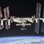 Spacewalkers start power system upgrade