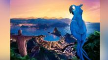 Se extingue el guacamayo azul de su hábitat natural