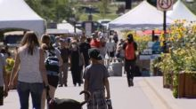 Visitors loved closure of Banff Avenue for strolling but some issues arose, mayor says