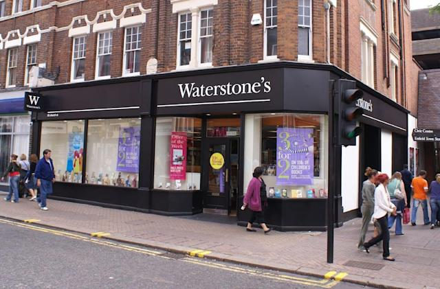 Waterstones is done selling e-books