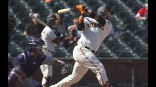 Giants seek continued fan support in middle game vs. Rockies