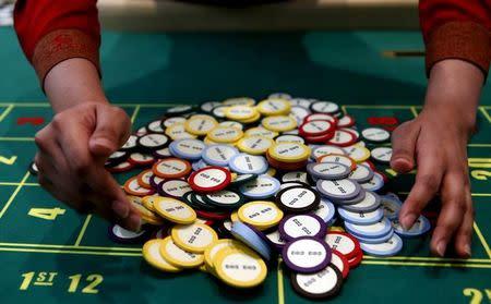 Casino money laundering philippines