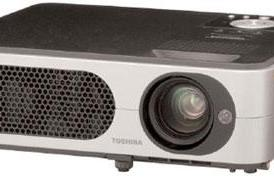 Toshiba releases TLP-X3000U conference room projector