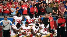 The NFL Will Not Be Enforcing Its New Policy Against Kneeling During the National Anthem—For Now