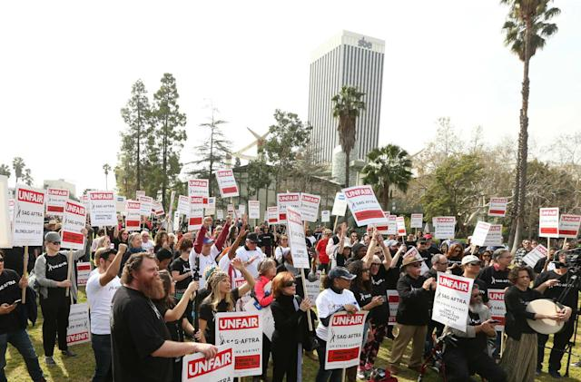 Video game voice actors reach deal to end almost year-long strike