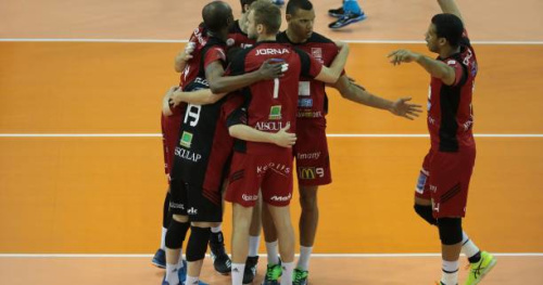 Volley - Ligue A (H) - Chaumont s'impose à Ajaccio et rejoint Toulouse en finale de Ligue A