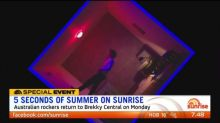 Five Seconds of Summer headed to Sunrise