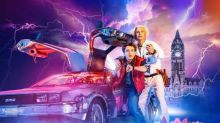 Back to the Future musical heading to London's West End next year