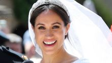 This Makeup Artist Perfectly Recreated Meghan Markle's Royal Wedding Beauty Look