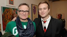Robin Williams' Son Zak Says He Struggled with Depression: 'I Found Myself Self-Medicating'