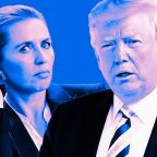 Trump Invited Himself to Denmark Before Canceling Trip, Danes Say