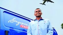 Is SingPost's revenue not growing fast enough?