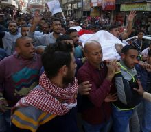 The Latest: Hamas leader signals interest in Gaza truce