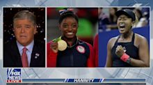 Sean Hannity defends Simone Biles and Naomi Osaka: 'Can we just be a little more respectful?'