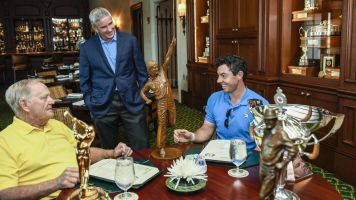 McIlroy even stunned to win award over Koepka
