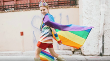 This 12-year-old gender creative wants others to be accepted