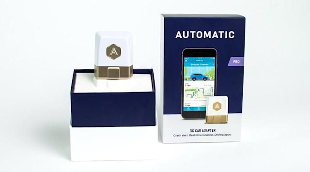 Automatic's new car adapter uses 3G without a subscription