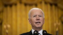 Biden touts delivery of 100 million COVID-19 shots 'weeks ahead of schedule'
